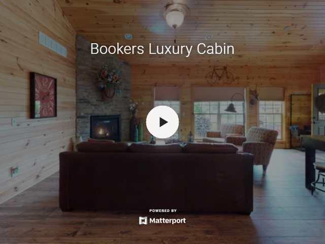 Bookers Luxury Cabin