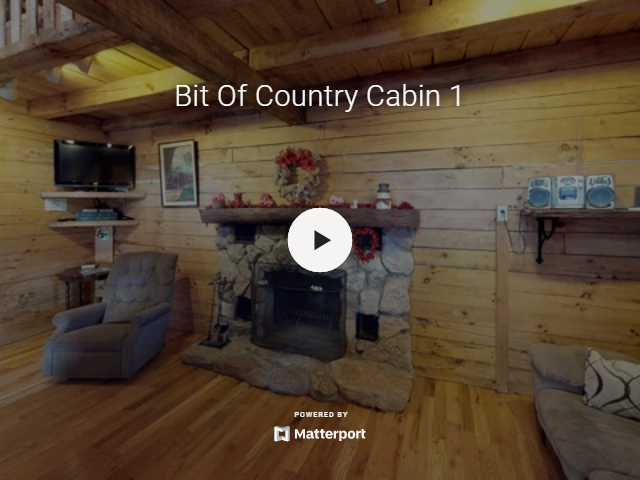 Bit of Country Cabin 1
