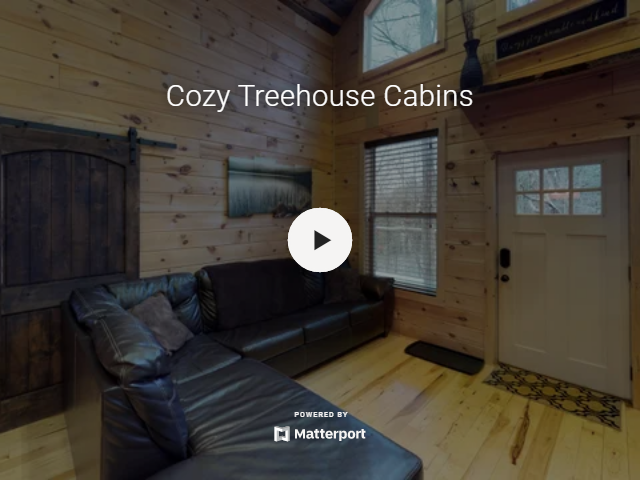 Cozy Treehouse Cabin