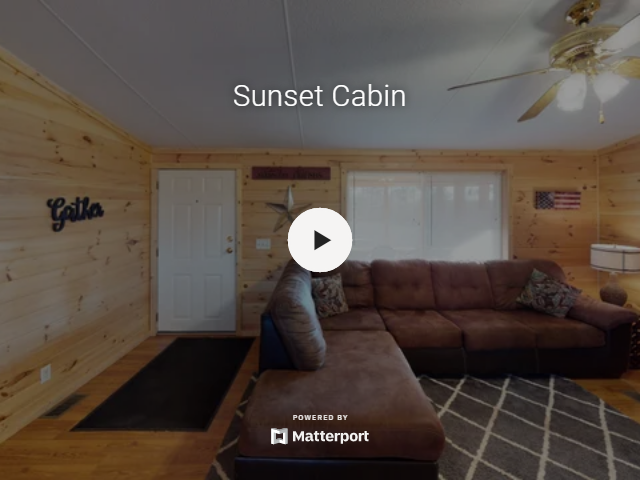 Sunset Cabin