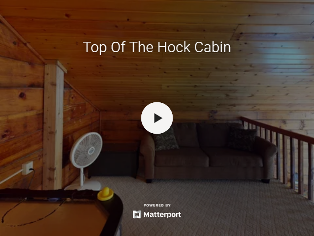 Top of the Hock Cabin